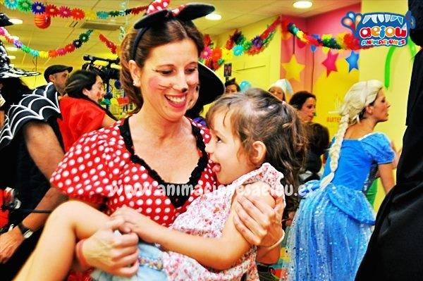 Animaciones para fiestas de cumpleaños infantiles y comuniones en Bizkaia Vizcaya