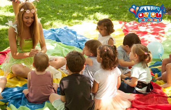 Animaciones para fiestas de cumpleaños infantiles y comuniones en Guipuzcoa