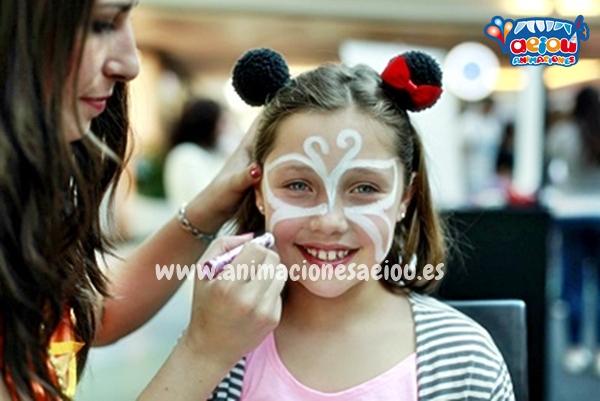 Animaciones para fiestas de cumpleaños infantiles y comuniones en León