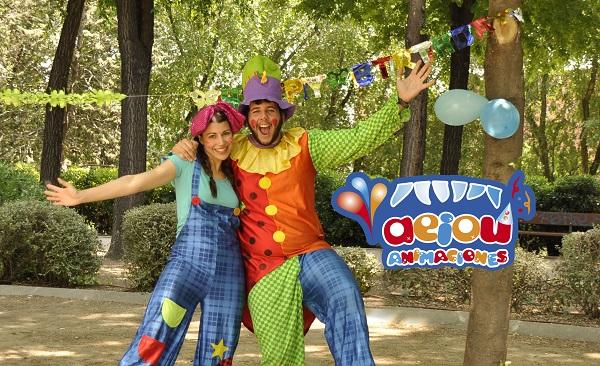 Animaciones para fiestas de cumpleaños infantiles y comuniones en Logroño