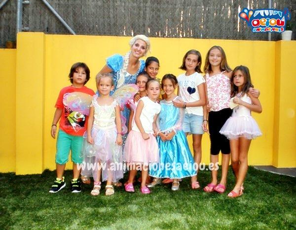Animaciones para fiestas de cumpleaños infantiles y comuniones en Lugo