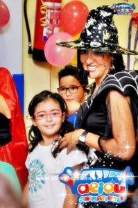 Animadores de fiestas infantiles en Santa Cruz de Tenerife a domicilio