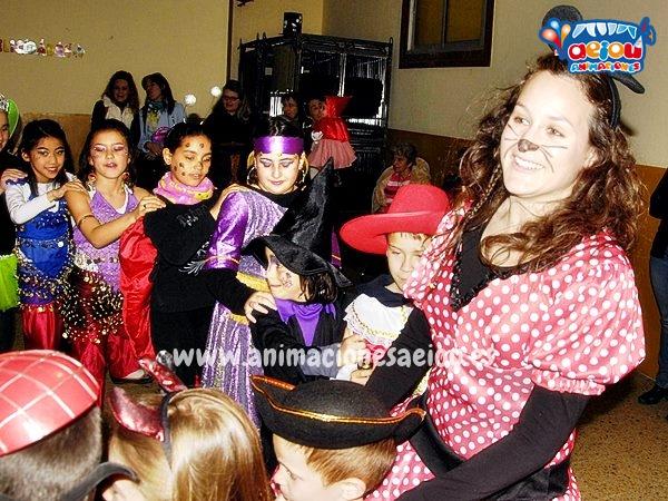 Animadores, magos y payasos en Toledo