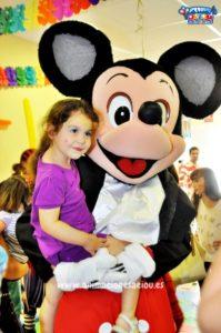 Animadores para fiestas infantiles en Toledo a domicilio