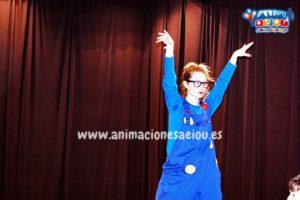 La mejor animación para comuniones en Galicia a domicilio