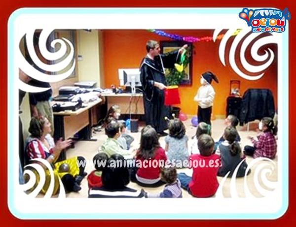 Magos para fiestas infantiles en Badajoz