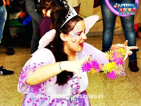 Magos para fiestas infantiles en Zaragoza