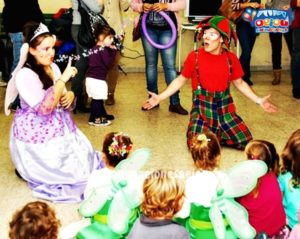 Animaciones para fiestas de cumpleaños infantiles y comuniones en Murcia