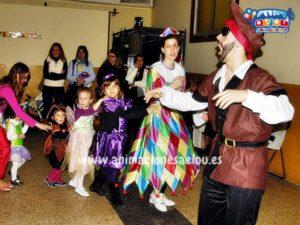 Animación de cumpleaños infantiles en Pamplona Navarra