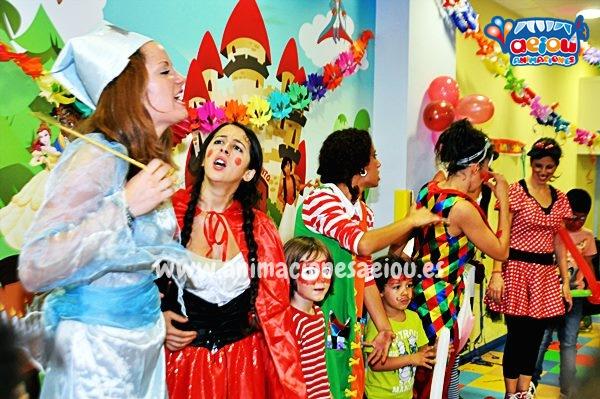 Animadores infantiles en Sevilla y las opciones para contratar