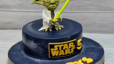 Fiestas de Star Wars con ideas