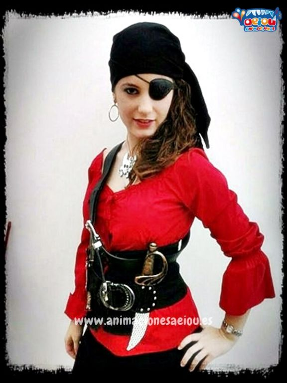 Fiestas temáticas de piratas en Pamplona