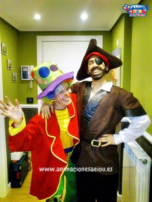 animadores, magos y payasos en Logroño