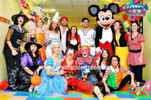 Animadores de fiestas infantiles en Pamplona