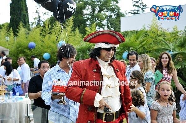 Animadores, magos y payasos en Miranda de Ebro
