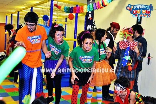 Animadores para fiestas infantiles en Soria