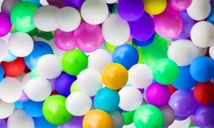 Juegos con agua para cumpleaños infantiles