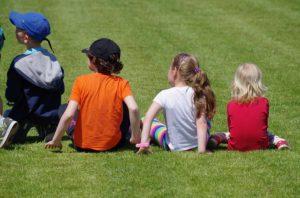 Juegos por equipos para cumpleaños infantiles