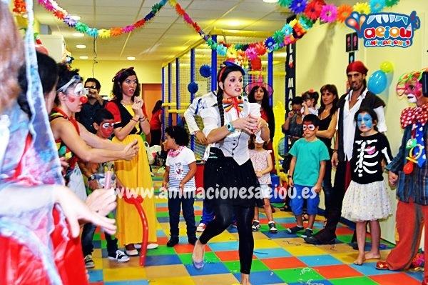 Los mejores animadores de fiestas infantiles en Navarra
