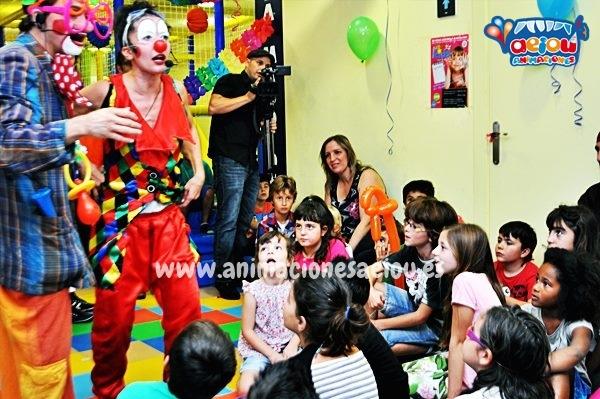 Los mejores animadores de fiestas infantiles en Tenerife