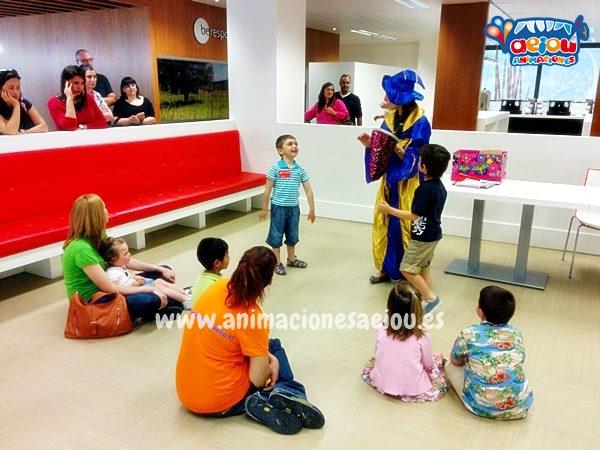 Magos para fiestas infantiles de La Rioja