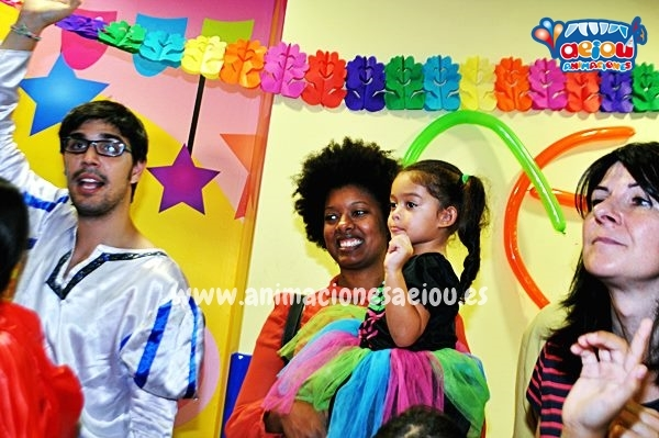 Magos para fiestas infantiles de Soria