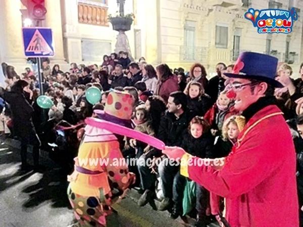 Magos para fiestas infantiles en Zamora