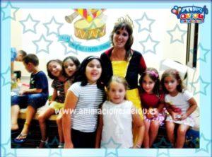 Animación infantil en Miranda de Ebro