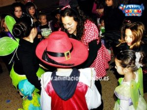 Animadores infantiles en Soria