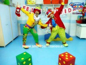 Animación de fiestas infantiles en Tenerife
