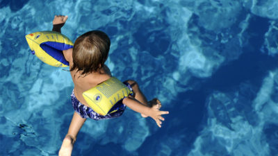 Ideas para una fiesta infantil en la piscina