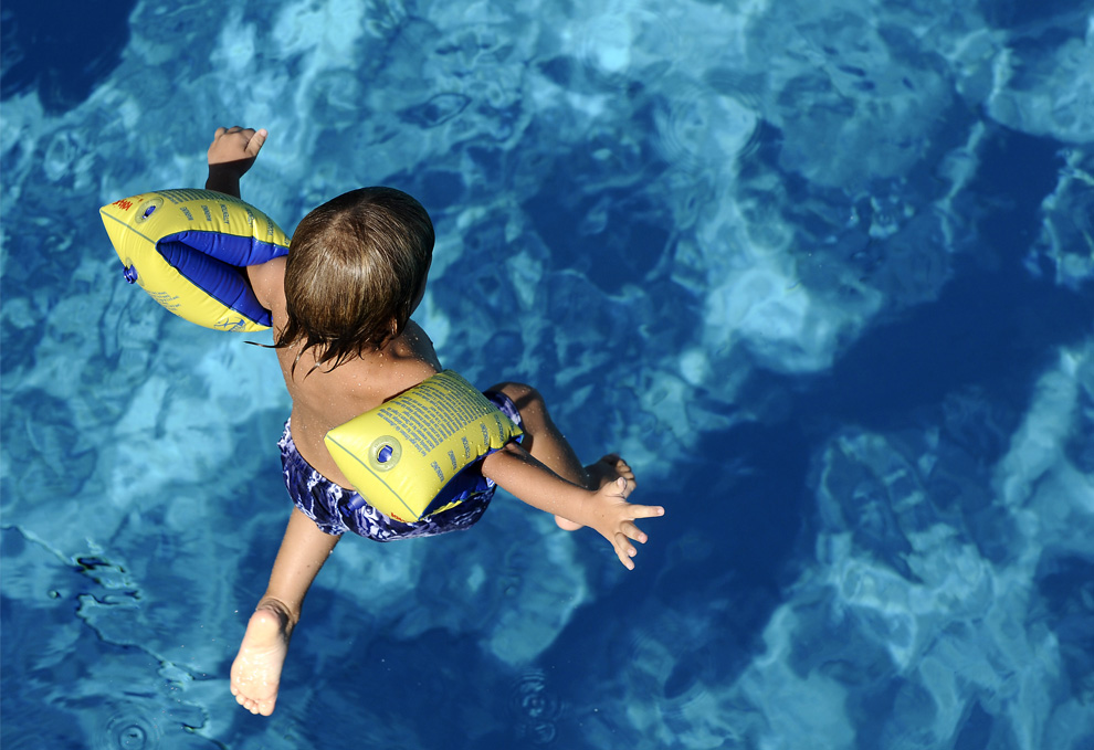 Ideas para una fiesta infantil en la piscina-1