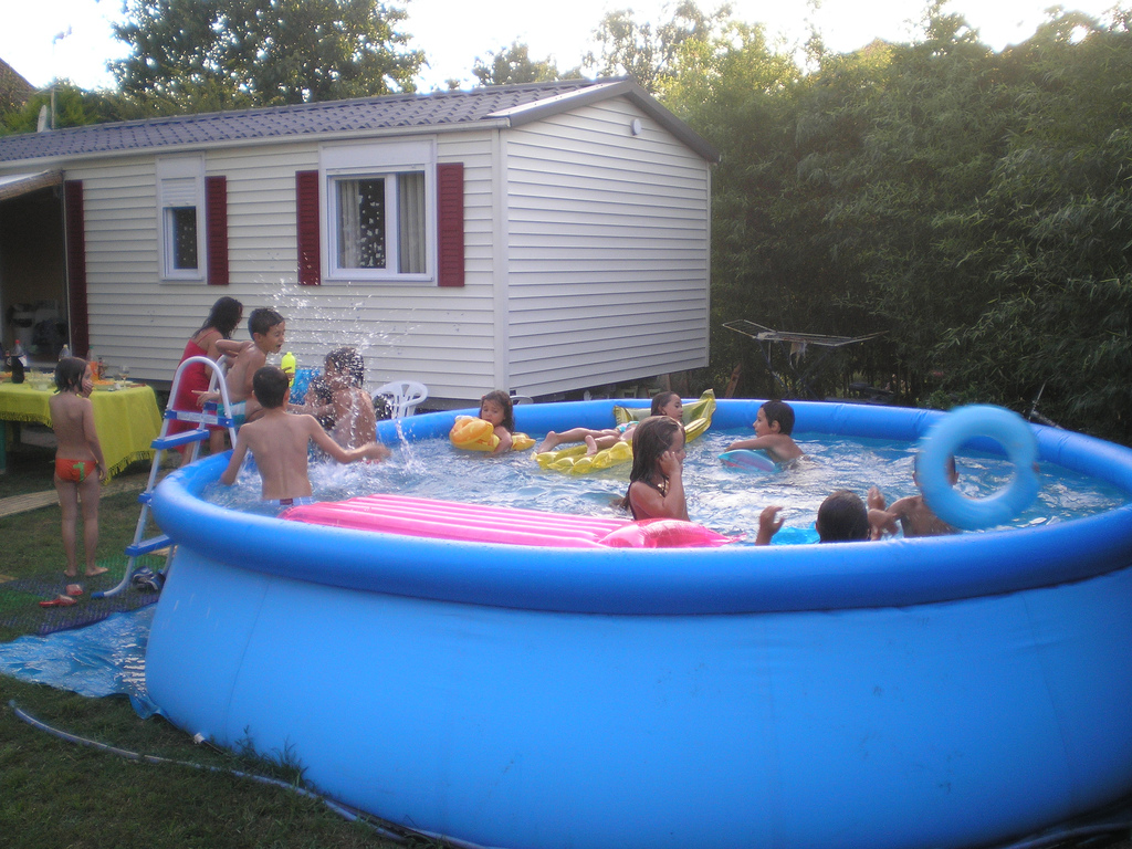 Ideas para una fiesta infantil en la piscina-3