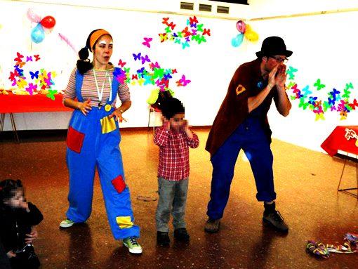 Oferta de empleo para monitores animadores infantiles en Sevilla-payasos