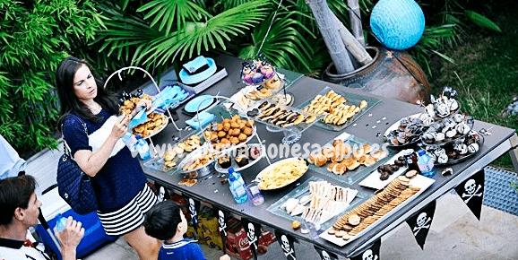 Catering para cumpleaños infantiles en Vitoria
