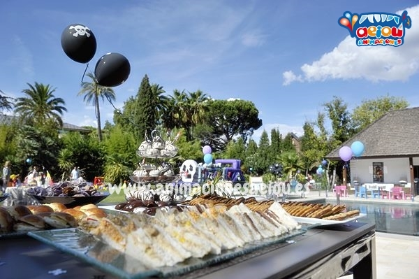 Catering para fiestas infantiles en Pamplona