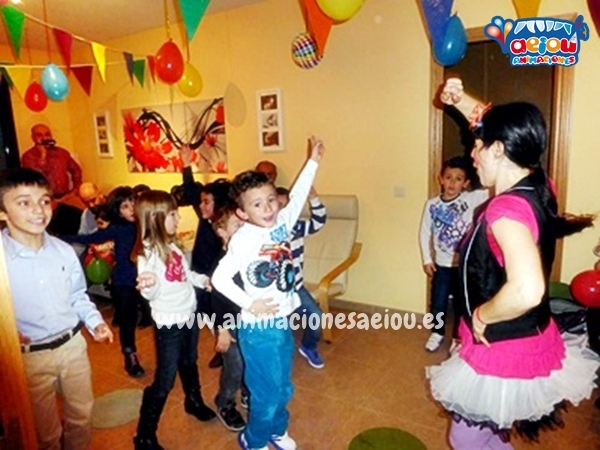 Geniales fiestas infantiles en Pamplona, Navarra