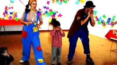 Curso de animación infantil, talleres para monitores