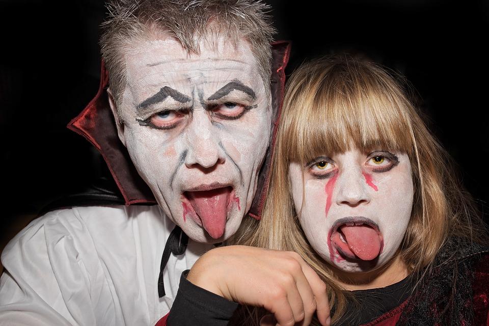Halloween-vampiros