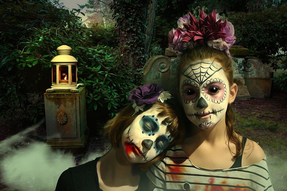 ¿Sabes cómo disfrazarte para carnaval o Halloween?