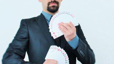 Como contratar un mago a domicilio