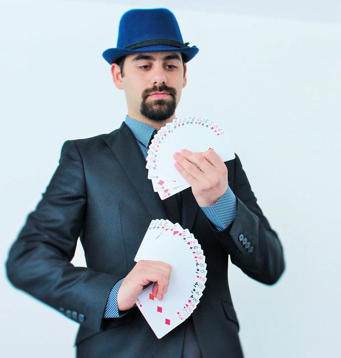 Como contratar un mago a domicilio-mago