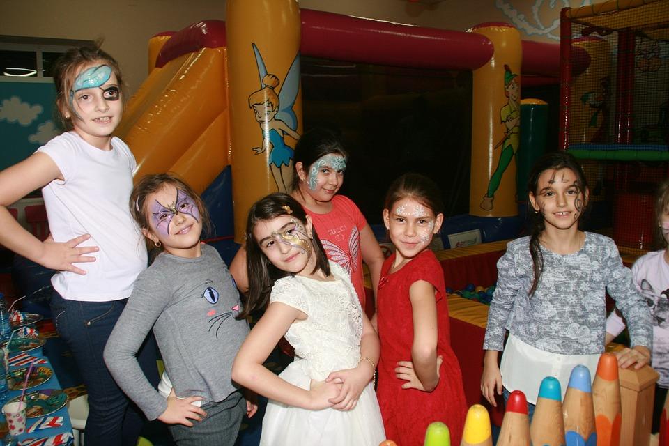 Mejores Fiestas Infantiles Para Ninas De 9 10 Anos Animaciones