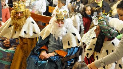 ¿Quiénes eran los reyes magos?
