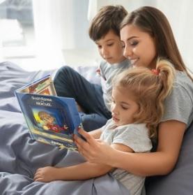 Regalar cuentos personalizados para niños en Madrid