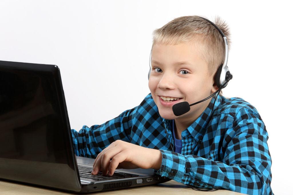 Cursos inglés online niños