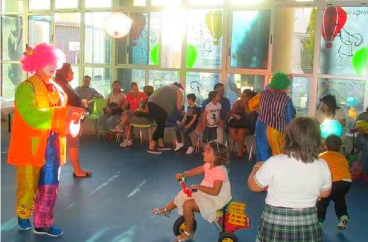 Animadores, magos y payasos en Barañain