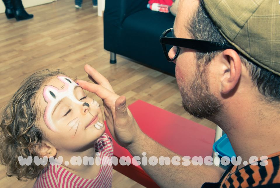 Animadores para fiestas infantiles en El Espinar