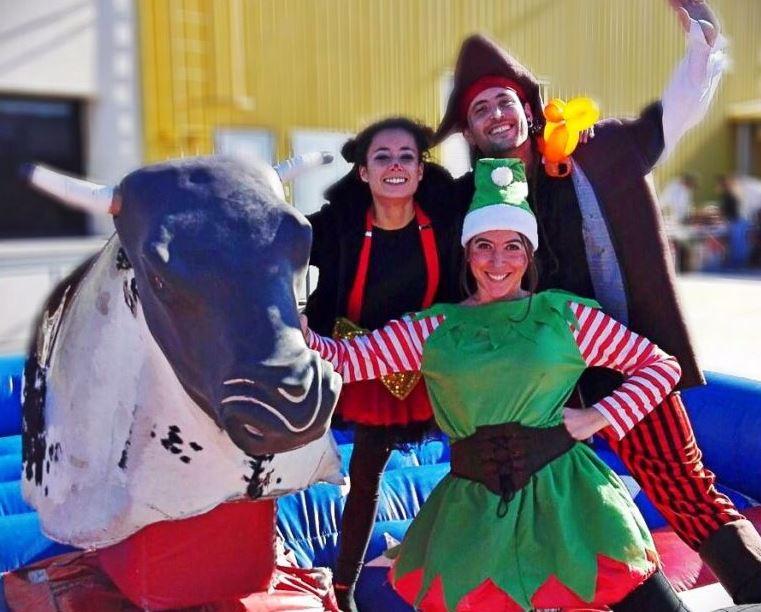 Magos para fiestas infantiles en Barañain