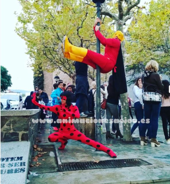 Magos para fiestas infantiles en Segovia